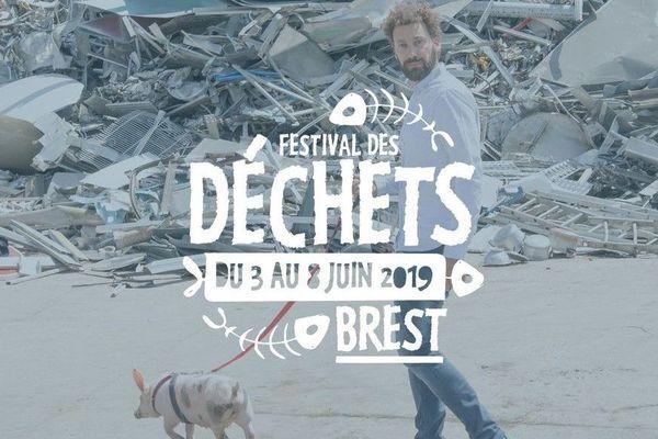 Le Festival des déchets se déroulera à Brest du 3 au 8 juin 2019.