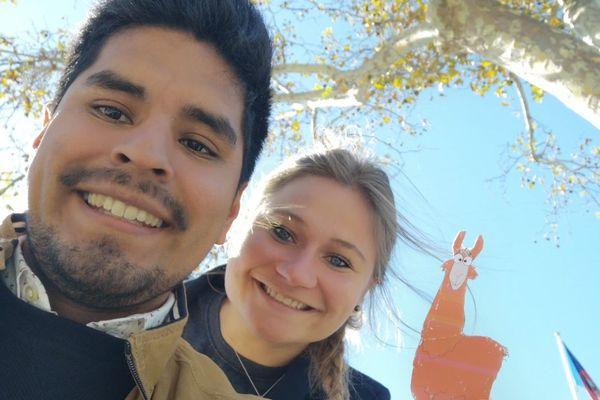 Alexia et Arnaud se sont rencontrés à Compiègne et veulent valoriser cette région qu'ils aiment tant.