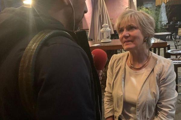 La nouvelle euro-députée (LREM) Véronique Trillet-Lenoir