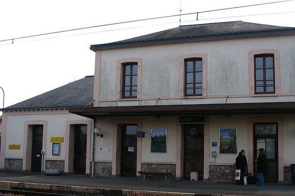 Gare d'Evron