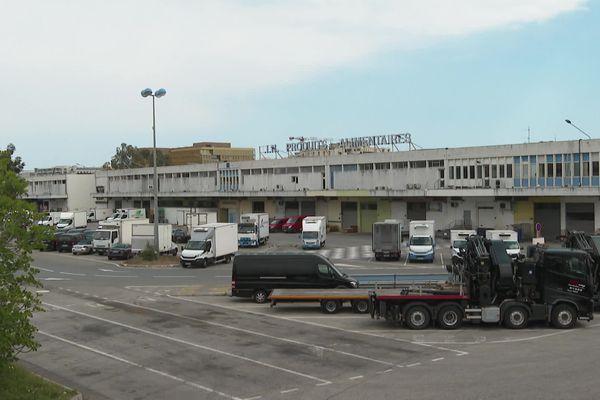 Le MIN de Nice doit déménager à la Gaude en 2022.