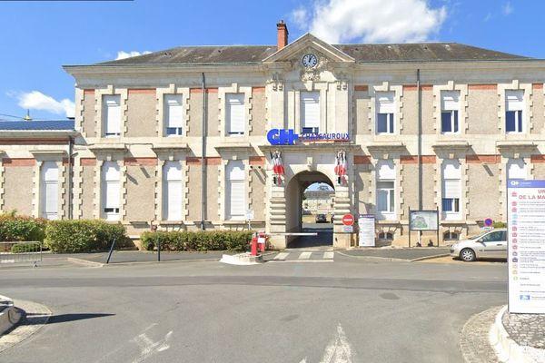 Le Centre hospitalier de Châteauroux