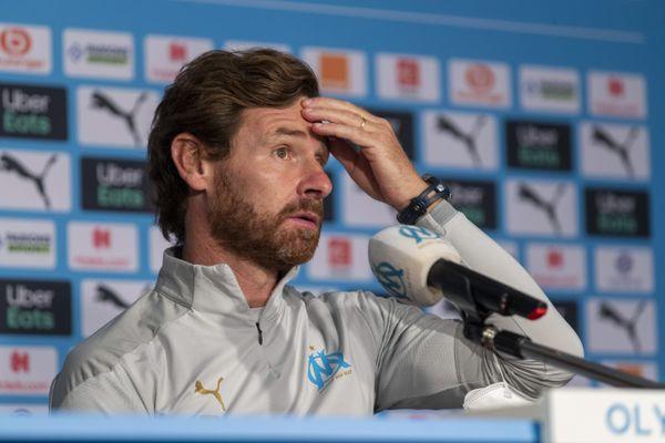 Villas-Boas, l'entraîneur olympien est face à une semaine décisive.
