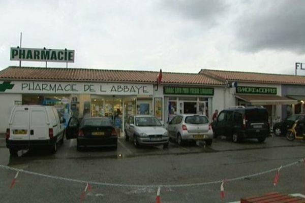La pharmacie de La Colle-sur-Loup -06