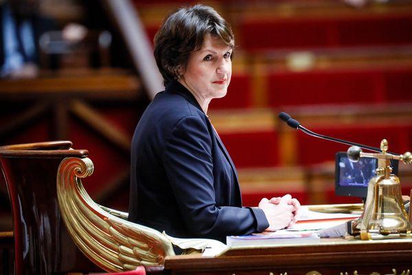 Annie Genevard, députée du Doubs LR