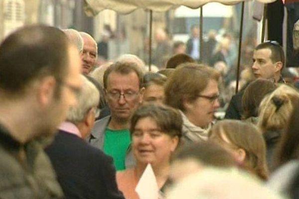 La population des Hauts-de-France augmente, mais faiblement.