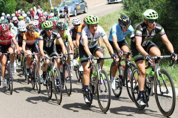 Les participantes de la Route de France féminine 2016