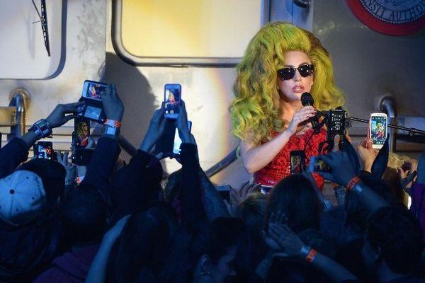 L'excentrique Lady Gaga va enflammer la Grand'Place de Bruxelles le 22 septembre.