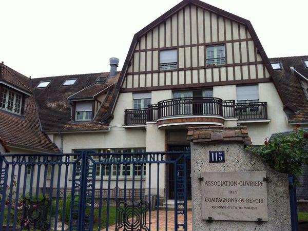 Le jeune homme accusé d'agression et membre des Compagnons du Devoir de Reims devrait être exclu de l'établissement.
