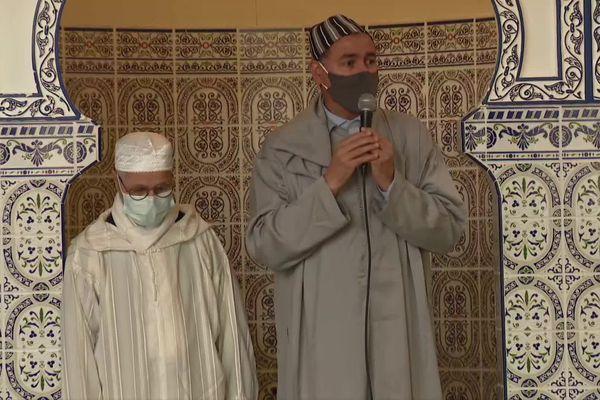 Abdallah El Hamidi est président de l'Association Cultuelle Islamique de Charente Maritime.