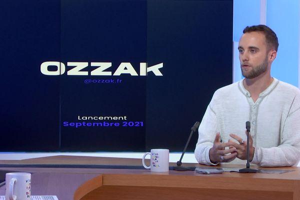 Sylvain Mante - Co-fondateur Ozzak