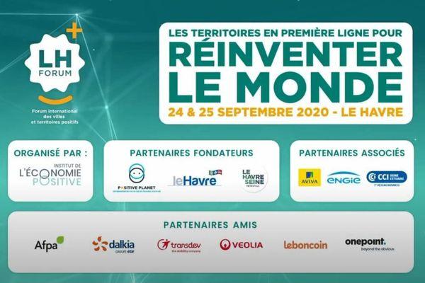 Le LH Forum ouvre sa neuvième édition au Havre ce 24 septembre.