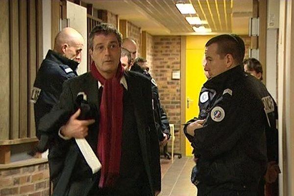 Alain Dreyfus Schmidt, l'avocat de Yacine Sid - archives 20/01/2011
