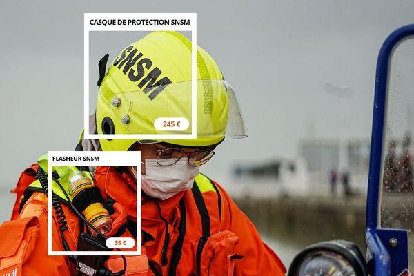 Des objets ayant contribué à sauver des vies en mer seront en vente dès mardi 8  décembre sur le Bon Coin, au profit de la SNSM