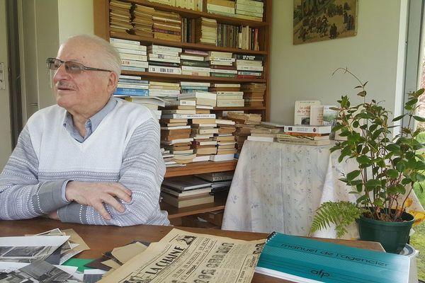 Michel Nouaillas, une vie ouverte sur le monde