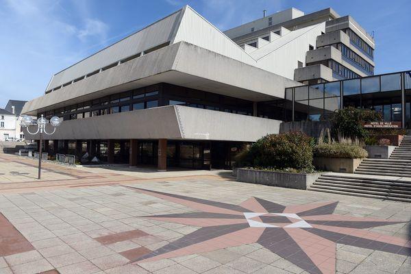 La mairie de Cholet