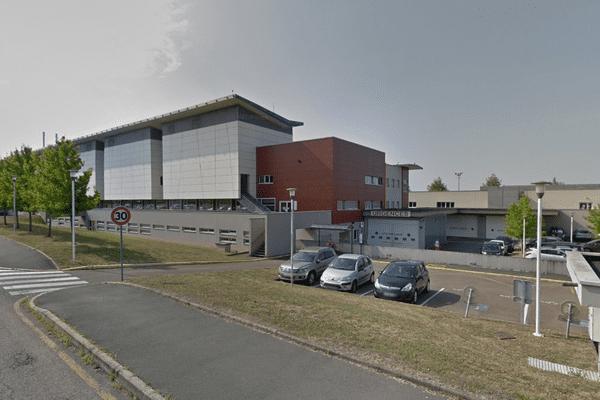 L'hôpital de Paray-le-Monial (Saône-et-Loire)