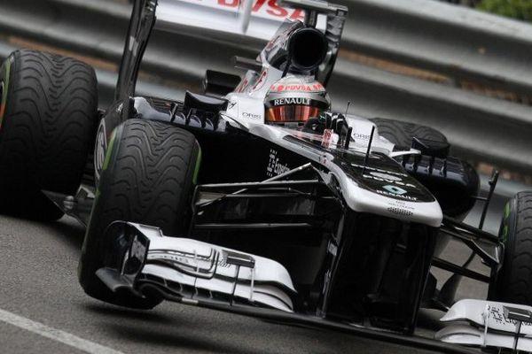 La Williams de Pastor Maldonado