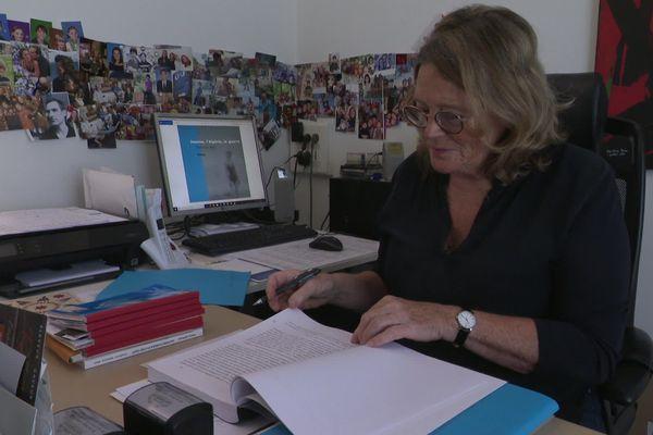 Emmanuelle Chevalier dirige depuis 10 ans les Editions du Vistemboir à Caen.