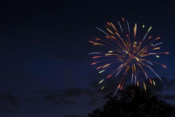 Cette année, en raison de l'épidémie de coronavirus, le feu d'artifice du 14 juillet de Clermont-Ferrand est annulé.