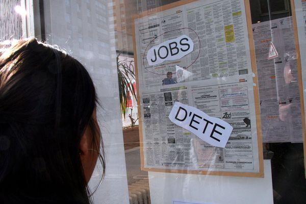 Il n'est jamais trop tard pour trouver un boulot pour l'été