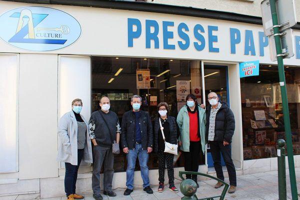 Une conciergerie solidaire éphémère vient d'ouvrir ses portes au 37 rue de Paris à Boissy-Saint-Léger