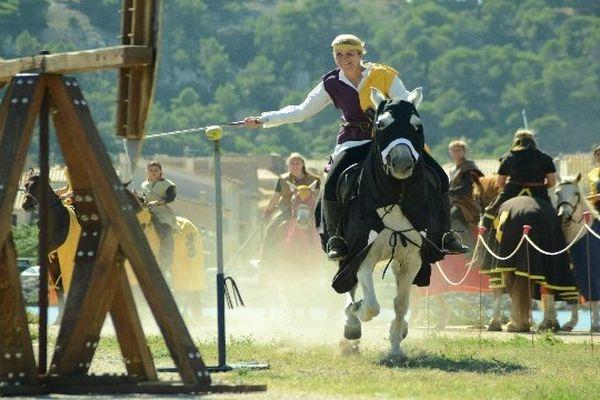 Fête médiévale en Languedoc-Roussillon