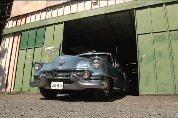 La société Normandy Retro Prestige possède plus d'une soixantaine de véhicules