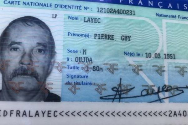 17/06/2018 - Pierre Layec, 67 ans, a disparu du centre hospitalier de Sartène (Corse du Sud) samedi soir.