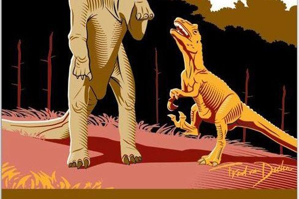 Le Dino-Zoo est un parc à thèmes situé à Charbonnières-les-Sapins.