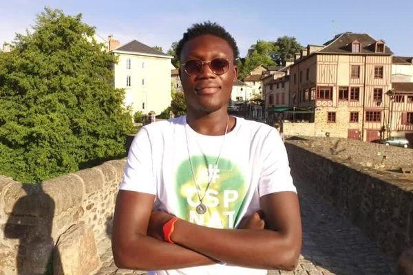 Sekou Doumbouya avait fêté ses 18 ans sous les couleurs du Limoges CSP (archive).