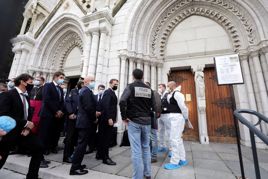 """Attentat à Nice : """"Toute la communauté chrétienne se sent touchée"""", réagit l'évêque de Corse, Mgr Olivier de Germay"""