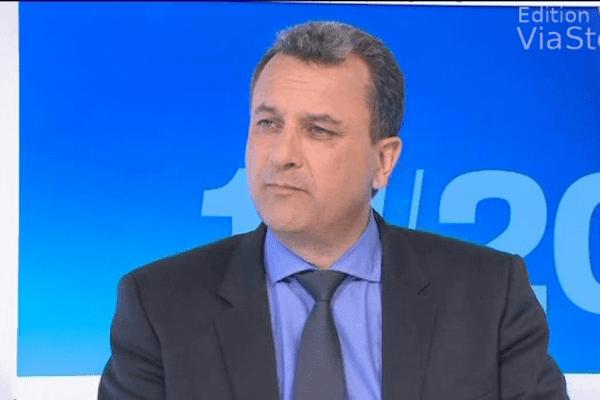 François Tatti dans l'édition de Corsica Sera du 10 avril 2014