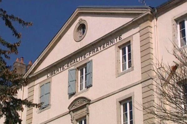 Le collège Gérôme de Vesoul