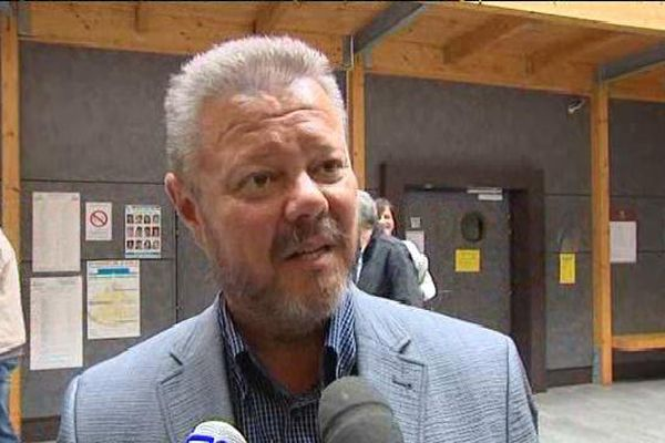 Christian Ober, PDG du Groupe Rhénan d'Entreprises