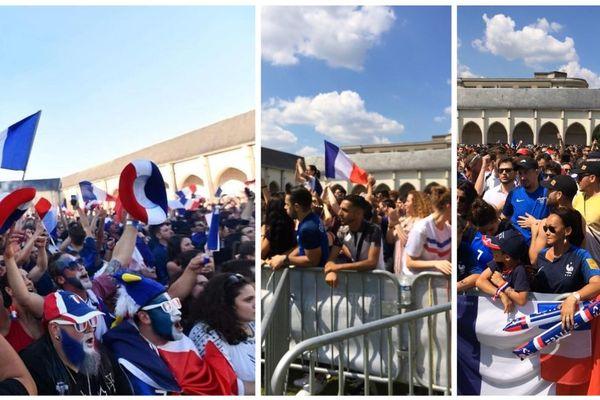Coupe du monde de foot 2018. La fan zone du Campo Santo à Orléans en fusion après les exploits de l'équipe de France de Football