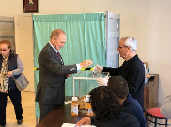 Sauveur gandolfi-Scheit est à la tête de la mairie de Biguglia depuis 44 ans.