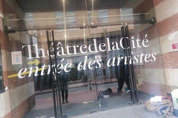 Le théâtre de la cité à Toulouse a mis fin à l'occupation menée depuis deux mois par des intermittents et précaires en lutte contre la réforme de l'assurance chômage