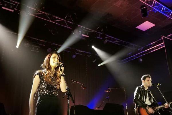 Les Luna Stone en concert