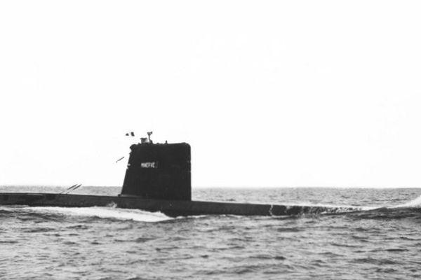 Le 27 janvier 1968, le sous-marin, en exercice au large de Toulon avec 52 hommes à bord, avait coulé en 4 minutes seulement.