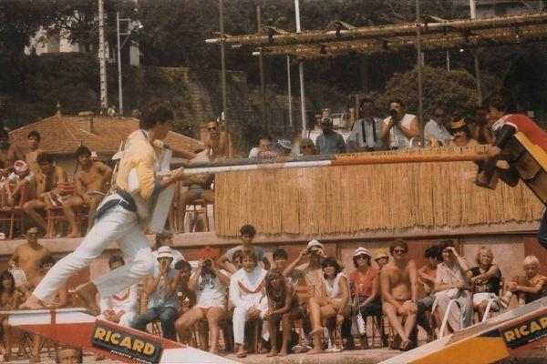 Joutes en 1984