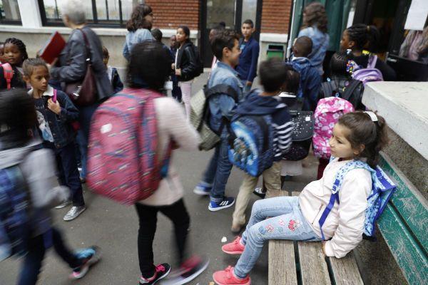 Tous les enfants n'ont pas repris le chemin de l'école notamment en Seine-Saint-Denis