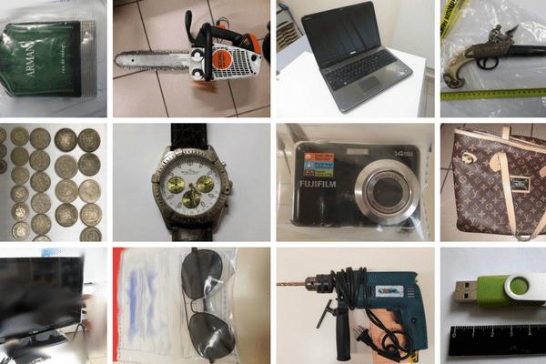 Le groupement de gendarmerie du Puy-de-Dôme a recensé plus de mille objets volés sur une plateforme qu'il viennent de créer. Cette initiative est la première dans le département.