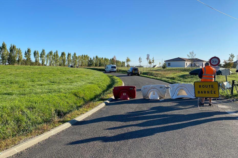 Lot-et-Garonne : une femme à moto décède à Caudecoste, enquête en cours
