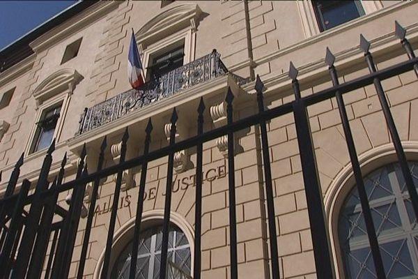 ILLUSTRATION - Palais de Justice d'Ajaccio (Corse-du-Sud)