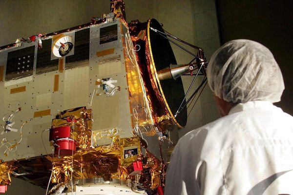Thalès Alenia Space fait face à une baisse des commandes de satellites