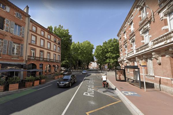 Cette portion de la rue du Languedoc se nommera désormais rue Gisèle Halimi