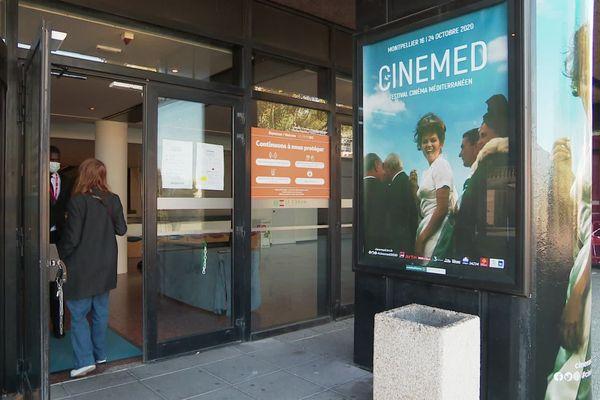 La programmation de l'édition 2020 du festival Cinémed de Montpellier est bousculée par la Covid-19