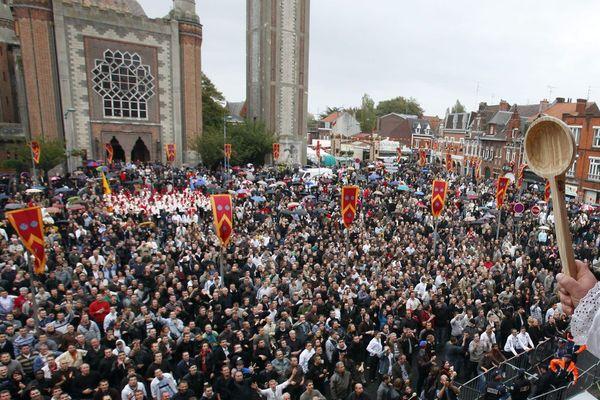 La fête des louches à Comines (photos archives 2009)