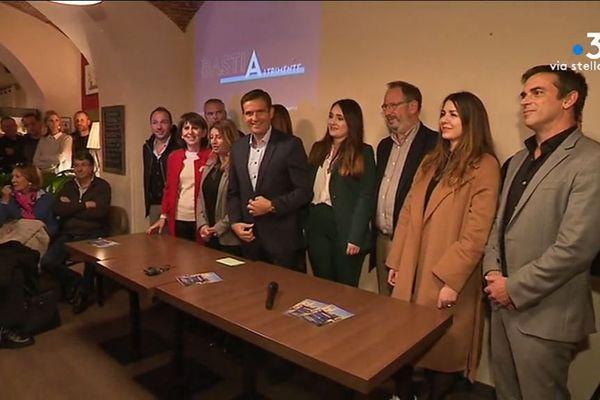 Lundi 18 novembre, Jean-Martin Mondoloni, candidat aux élections municipales 2020 à Bastia, a présenté sa démarche.